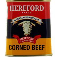 Corner Beef HEREFORD,lata 340 gr