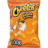 Aperitivo sabor a queso CHEETOS Rizos, bolsa 100 g
