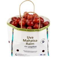 Uva morada sin semilla, al peso, compra mínima 500 g