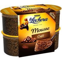 Mousse de café LA LECHERA, pack 4x60 g