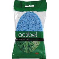 Esponja vegetal colores surtidos ACTIBEL, pack 1 unid.