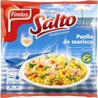 Paella de marisco FINDUS Salto, bolsa 700 g