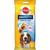 Dentastix perro mediano PEDIGREE, paquete 180 g