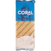 Galleta Boer de nata CORAL, paquete 330 g