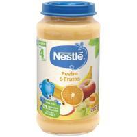 Potito postre de 6 frutas NESTLÉ, tarro 250 g