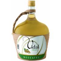 Moscatel VIDAL, garrafa 2 litros