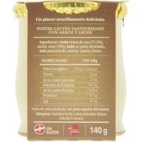 Arroz con leche GOSHUA, tarro de barro 140 g