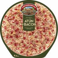 Pizza de atún-bacón CASA TARRADELLAS, 1 ud., 405 g
