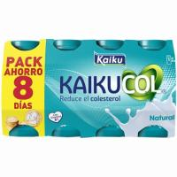 Reductor de colesterol natural KAIKUCOL, pack 8x65 ml