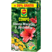 Abono para macetas COMPO, caja 250 g