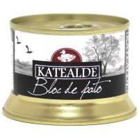 Bloc de Foie Gras KATEALDE, lata 130 g