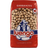 Garbanzo selecto LUENGO, paquete 1 kg