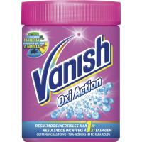 Quitamanchas en polvo VANISH Oxy Action, bote 500 g