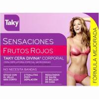 Cera Divina Sensaciones TAKY, tarro 400 g