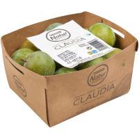 Ciruela Claudia EROSKI Natur, cubeta 500 g