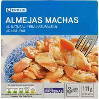 Almeja macha EROSKI, lata 63 g