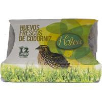 Huevo de codorniz HOBEA, caja 12 uds
