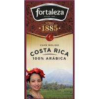 Café molido FORTALEZA G. Orígenes Costa Rica, caja 250 g