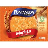 Galleta Marie Lu original LU, caja 550 g