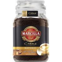 Café soluble natural MARCILLA Créme, frasco 200 g
