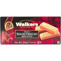 Galleta Shortbread Fingers WALKERS, paquete 150 g