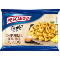 Chopirones al huevo PESCANOVA, bolsa 250 g