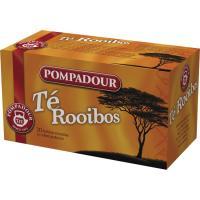 Té Rooibos POMPADOUR, caja 20 sobres