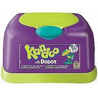 Toallitas wc DODOT Kandoo, caja 60 unid.
