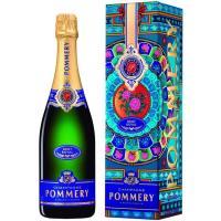 Champagne Brut POMMERY, botella 75 cl