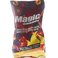 Carbón MAGIC, saco 1,6 kg