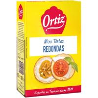 Mini tostas redondas BIMBO, caja 100 g