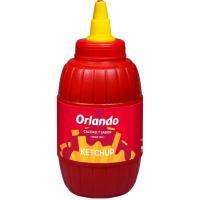 Ketchup ORLANDO, barrilito 300 g