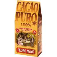 Cacao puro sin azúcar PEDRO MAYO, paquete 250 g