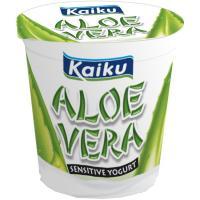 Yogur Aloe vera KAIKU, tarrina 150 g