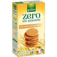 Galleta dorada sin azúcares ZERO, caja 330 g