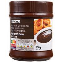 Chocolate a la taza EROSKI, bote 350 g