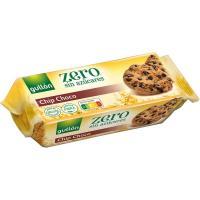 Galleta Chips choco sin azúcares ZERO, paquete 125 g