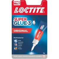 Pegamento LOCTITE Super Glue-3 Original, 3gr