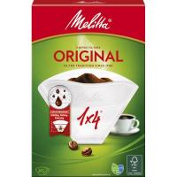 Filtro de café 1x4 MELITTA, caja 80 uds