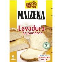 Levadura especial panadería MAIZENA, caja 27 g