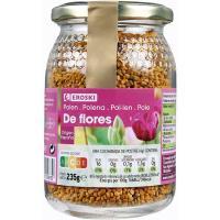 Polen de flores EROSKI, frasco 235 g