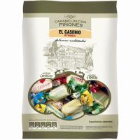 Caramelos con piñones EL CASERIO DE TAFALLA, bolsa 145 g