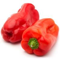 Pimiento rojo Lamuyo, al peso, compra mínima 500 g
