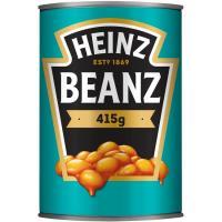 Baked beans HEINZ, lata 415 g