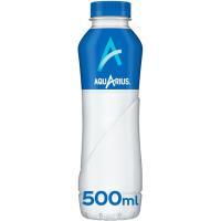 Bebida isotónica sabor limón AQUARIUS, botellín 50 cl