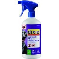 Loción antiparasitario externo para perro DIXIE, pistola 500 ml