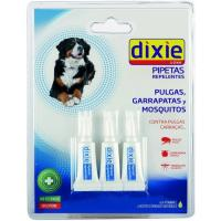 Pipetas repele parásitos DIXIE, pack 1 unid.