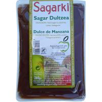 Dulce de manzana SAGARKI, tarrina 360 g