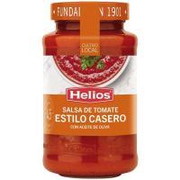 Salsa de tomate HELIOS, frasco 570 g