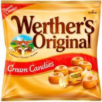 Caramelos de toffe WERTHER'S Original, bolsa 135 g